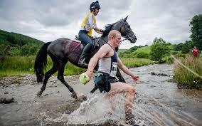 man vs horse 2