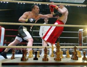 Weltmeisterschaft im Schachboxen