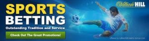 William Hill Sports Betting Review