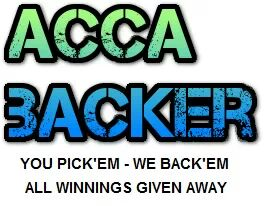 Acca Backer – Football Accumulator Betting Competition