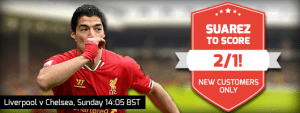 Liverpool vs Chelsea Betting Offers