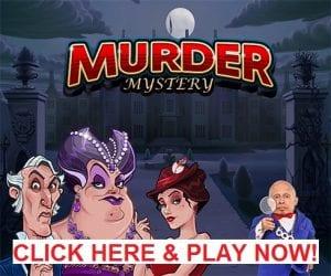 Murder Mystery Slot at BGO Vegas