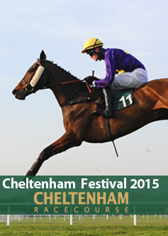 2015 Cheltenham Festival Betting Offers