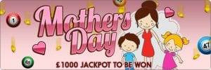 BRIGHT BINGO MOTHERS DAY 2015