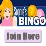 Sophies Bingo Review