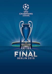 2015 Champions League Final Betting