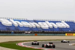 2011 Chinese Grand Prix - Saturday Shanghai International Circuit