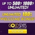 Gold Spins Casino Review