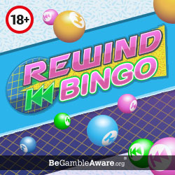 Rewind Bingo Review