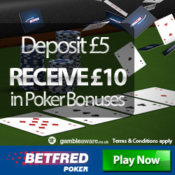 Betfred Poker Mobile App
