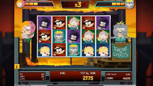 SOUTH PARK REEL CHAOS 2