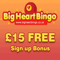 Big Heart Bingo Review