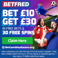 Betfred Sports Betting Review